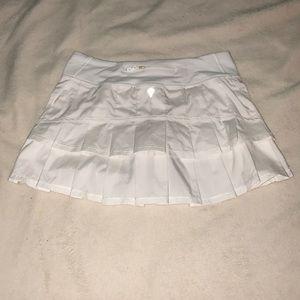 Ivivva white skirt